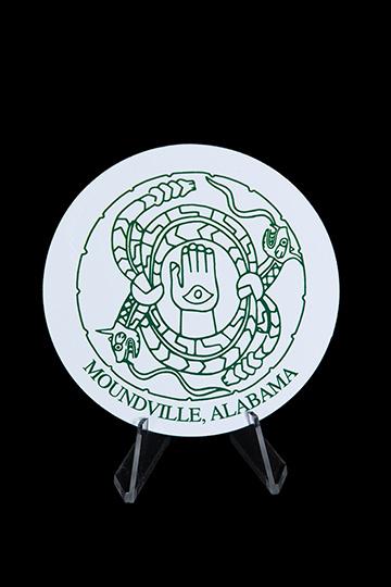 rattlesnake disk magnet