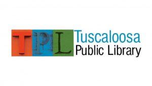 Tuscaloosa Public Library logo